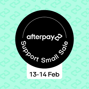 Afterpay Support Small Sale