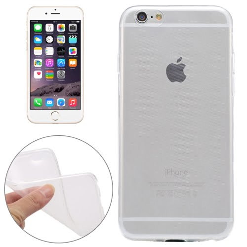 iPhone 6 Plus/6s Plus Transparent Case