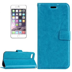 iPhone 7 Wallet Case Blue