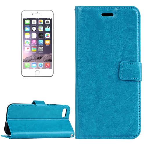 iPhone 7 Wallet Case Blue