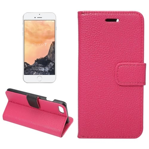 iPhone 7 Wallet Case Pink