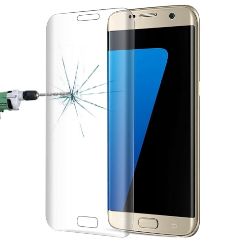S7 Edge Curved Tempered Glass