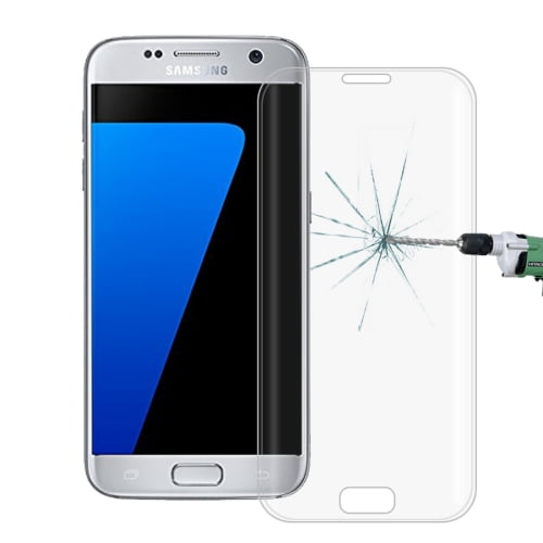 S7 Curved Tempered Glass
