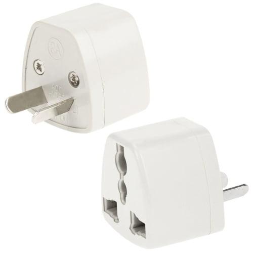 NZ Plug Travel Adapter