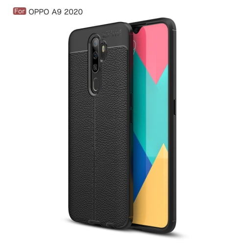 OPPO A9 2020 Leather Texture Case