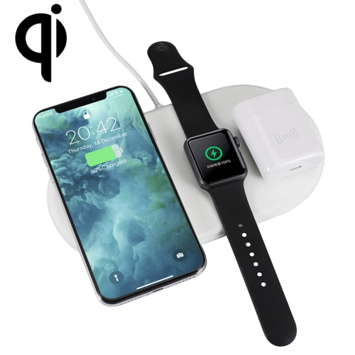 3 in 1 Charger for iPhone, AirPods & Apple Watch