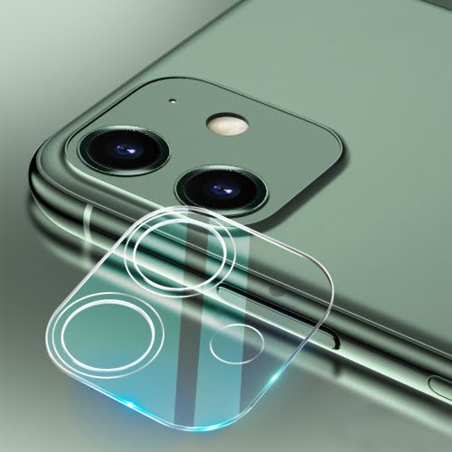 iPhone 11 Camera Lens Tempered Glass Protector