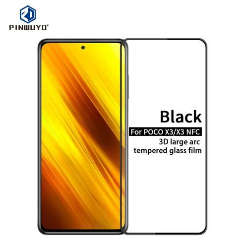 Xiaomi POCO X3 NFC Curved Tempered Glass