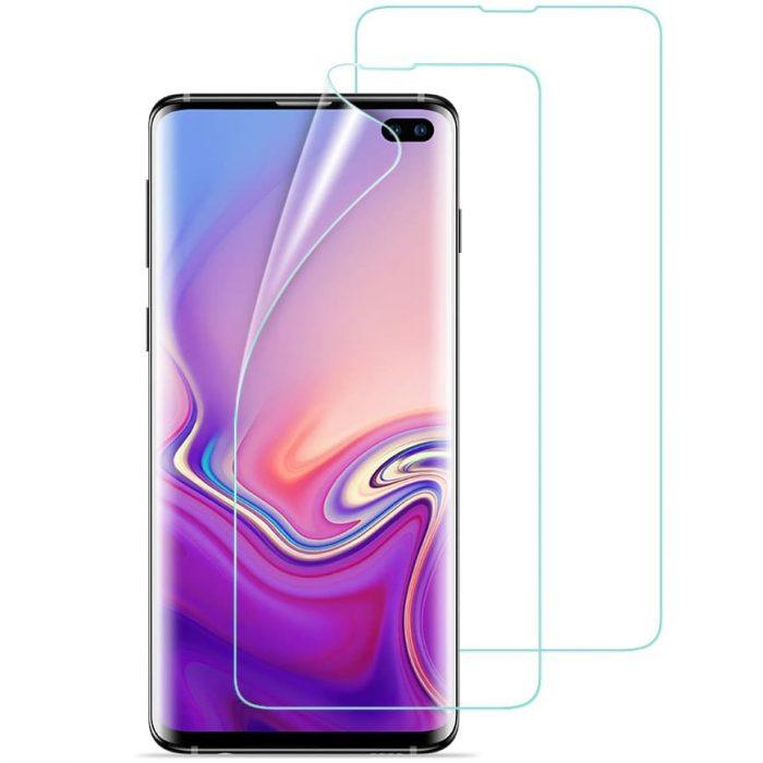 Galaxy S10 Plus Hydrogel Screen Protector