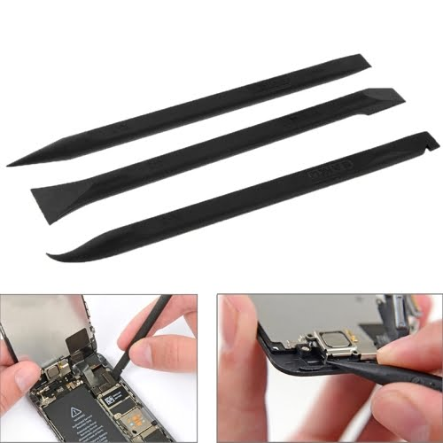 3pcs Plastic Pry Rods