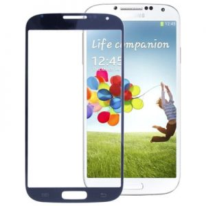 Samsung Galaxy S4 Glass Dark Blue
