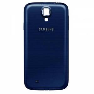 Galaxy S4 Battery Cover Blue