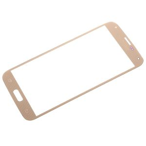S5 Outer Glass Gold