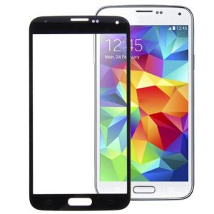 S5 Outer Glass Black