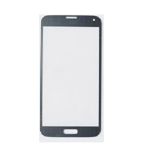 SAMSUNG GALAXY S5 OUTER GLASS IN DARK GREY