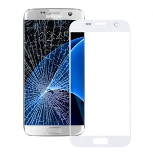 S7 Outer Glass White