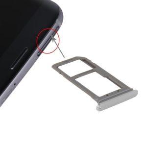 S7 Edge Sim Card Tray Silver