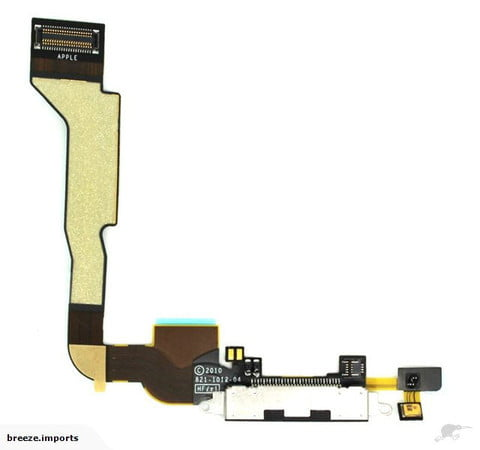 iPhone 4s Charge Port White