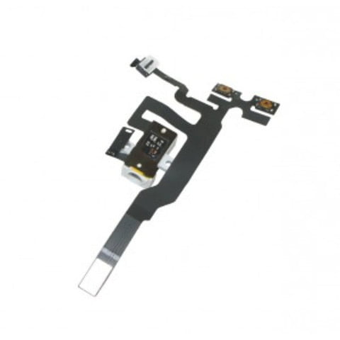 iPhone 4s Headphone Jack White