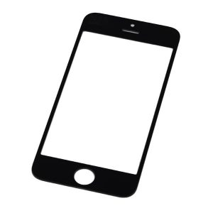 iPhone 5/5s Top Glass Black