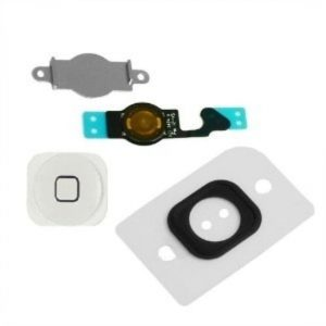 iPhone 5 Home Button Kit White