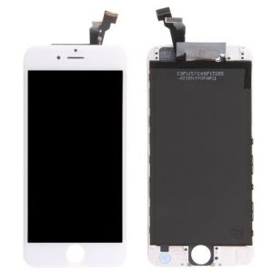 iphone 6 lcd white