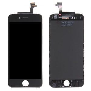 iphone 6 lcd black