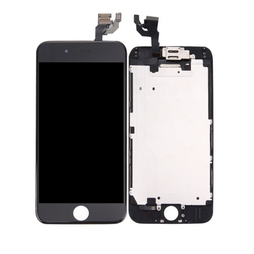 iphone 6 complete lcd black
