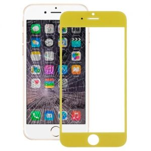 iPhone 6 Outer Glass Yellow