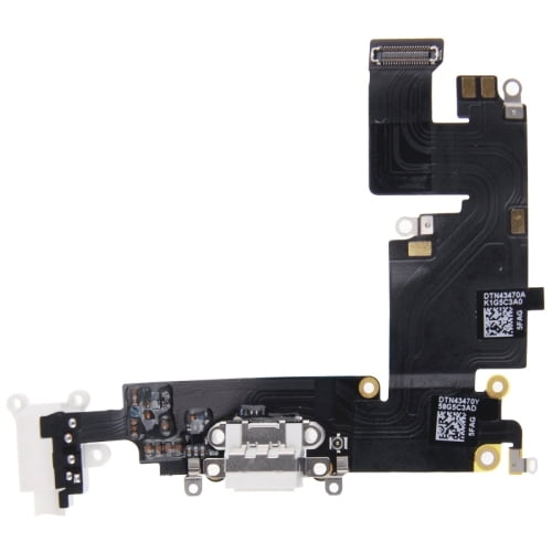 iPhone 6 Plus Charge Port White