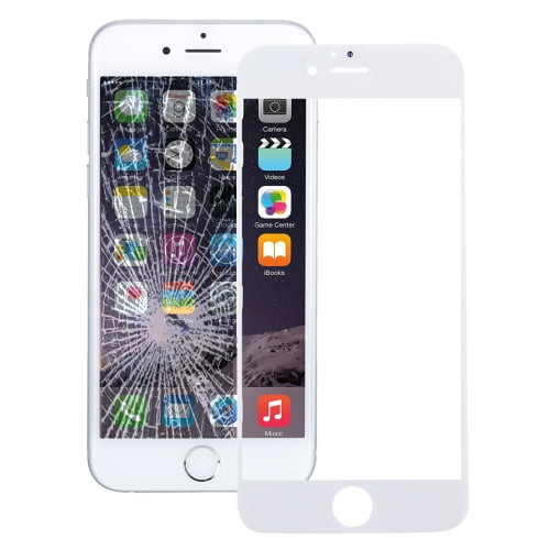 iPhone 7 Outer Glass White