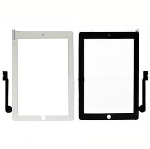 iPad 3 Screen or iPad 4 Screen white