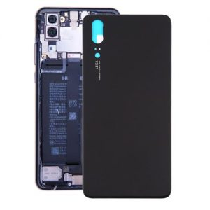P20 Back Glass Black