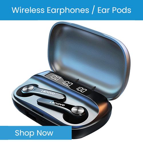 Wireless Earphones Ear Pods