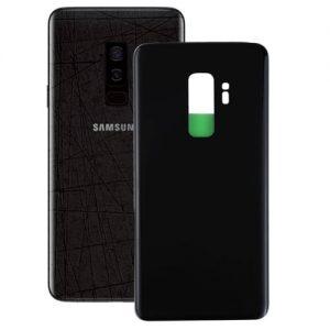 s9 plus back black