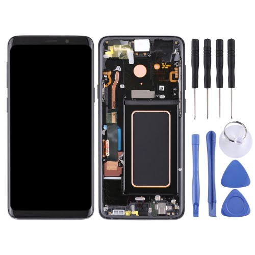 s9 plus lcd with frame