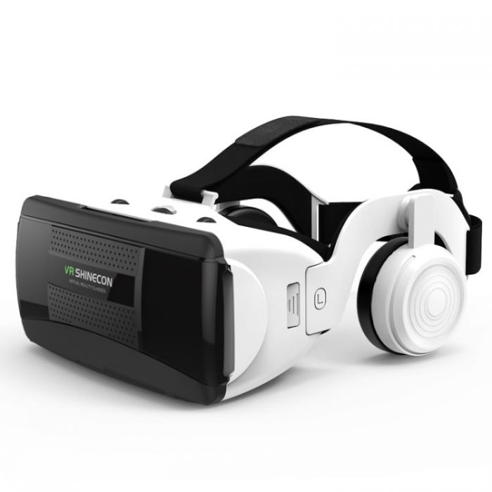 V6 VR Glasses for up to 6.5inc Phones