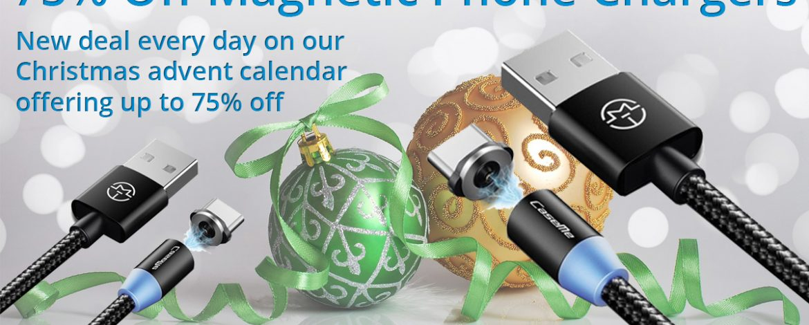 🎅On the 13th day of Christmas Phone Parts bring to you.🎅 75% off Magnetic Phone Charging Cables 🎁