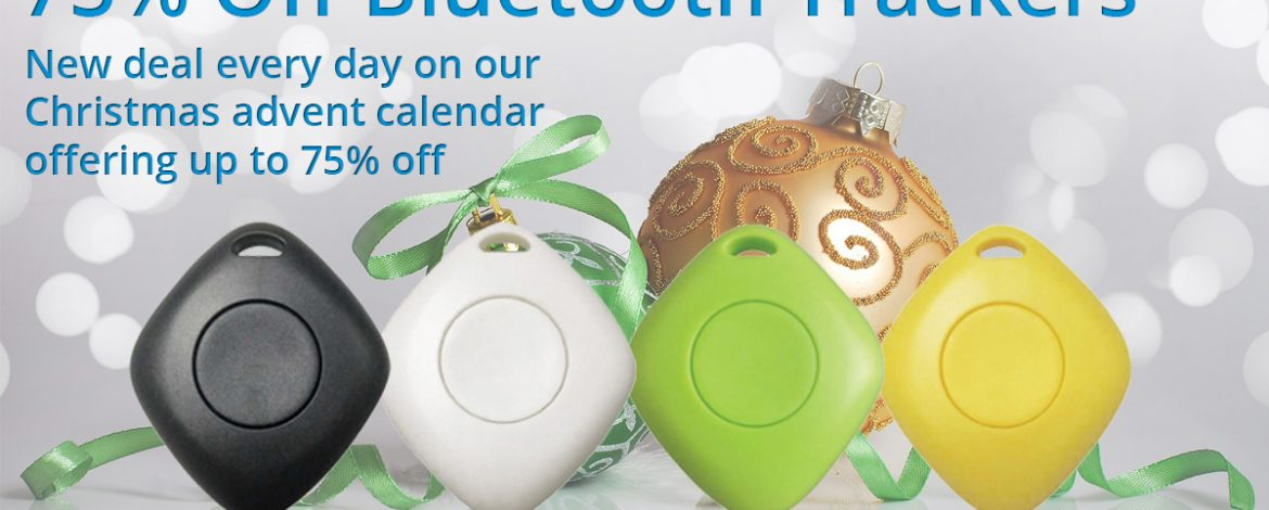 🎅On the 19th day of Christmas Phone Parts bring to you.🎅 75% off Bluetooth Trackers 🎁