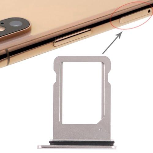 iPhone XS Sim Card Tray White