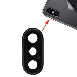 iPhone XS Front Facing Camera Lens Cover White