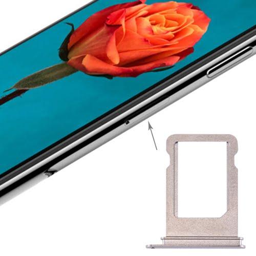 iPhone X Sim Card Tray (Silver)