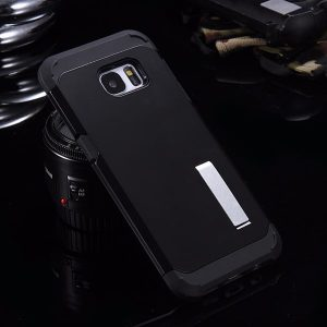 S6 Case with Stand black