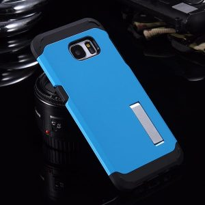 S6 Case with Stand blue