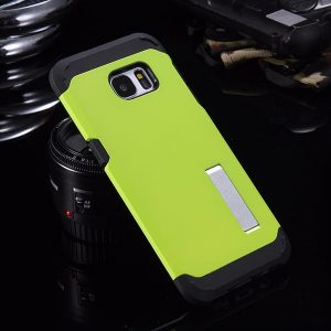 S6 Case with Stand green