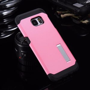 S6 Case with Stand pink
